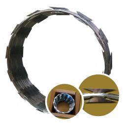 Razor Wire & Barbed Wire