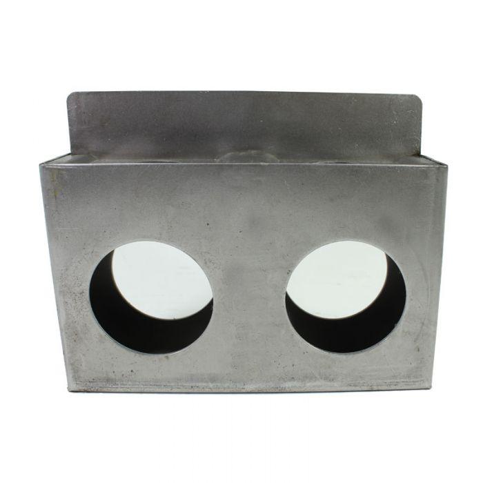 1-1/2 Double Lock Box