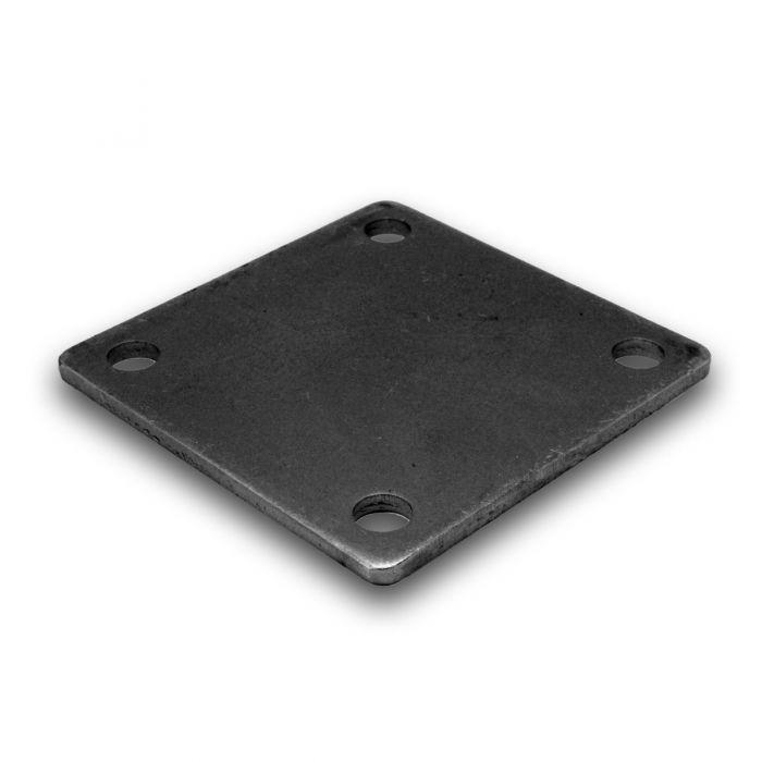 5 X 5 Base Plate - 4 Holes 1/2