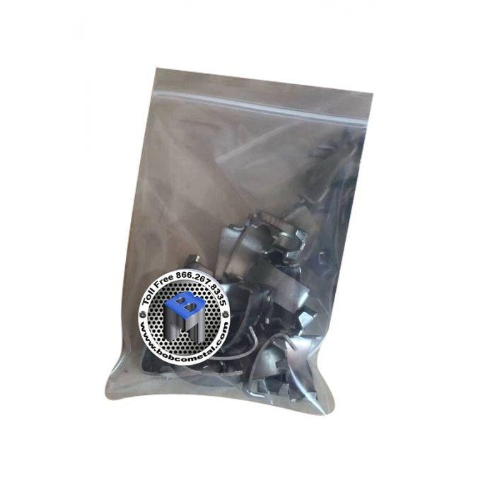Razor  Wire  Clips  25 packs