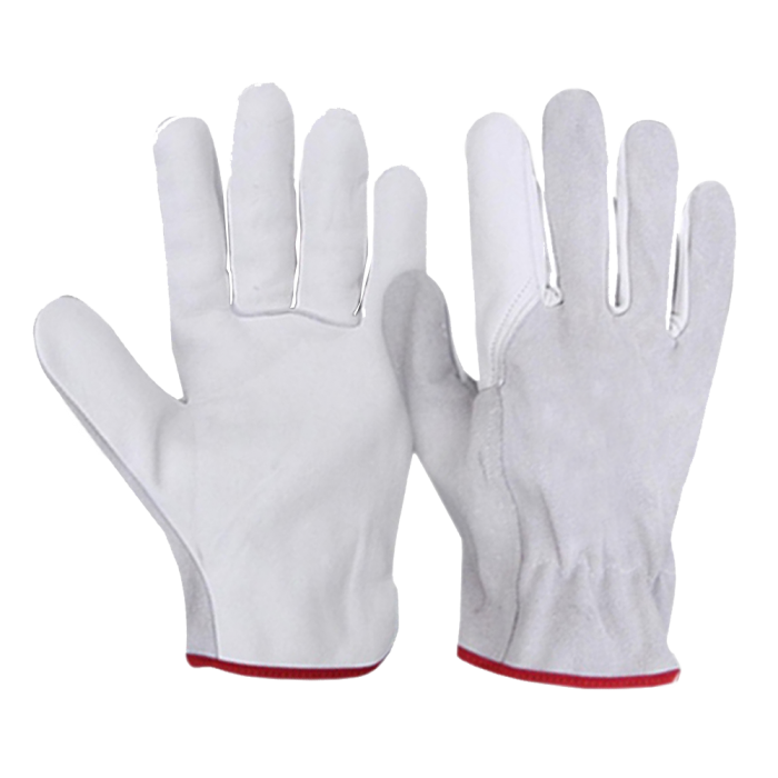 Pair of 10 Inches Driving Gloves (Goat Leather)