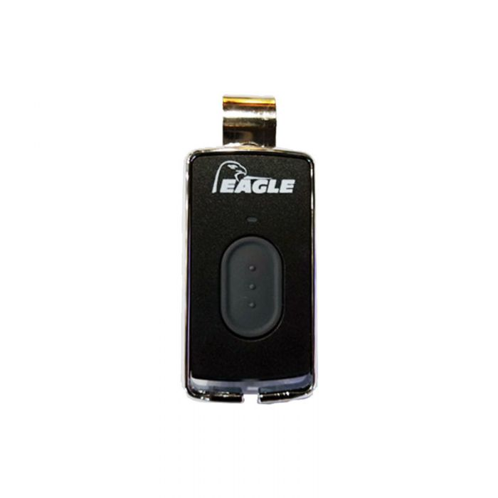 Eagle 1 Button Remote Control - Visor Clip - EG642