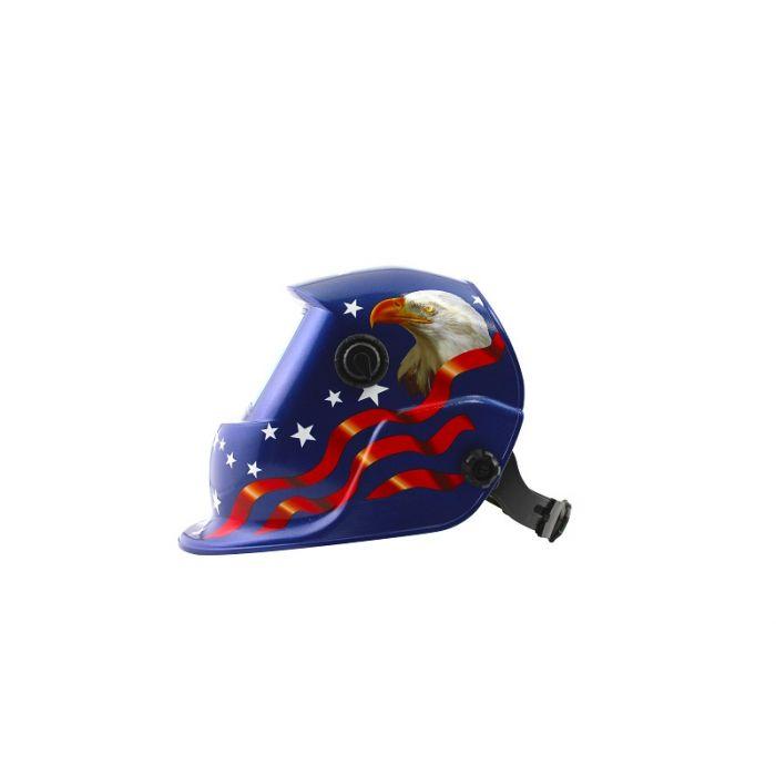 Rose Auto Darkening Welding Helmet - Free Shipping