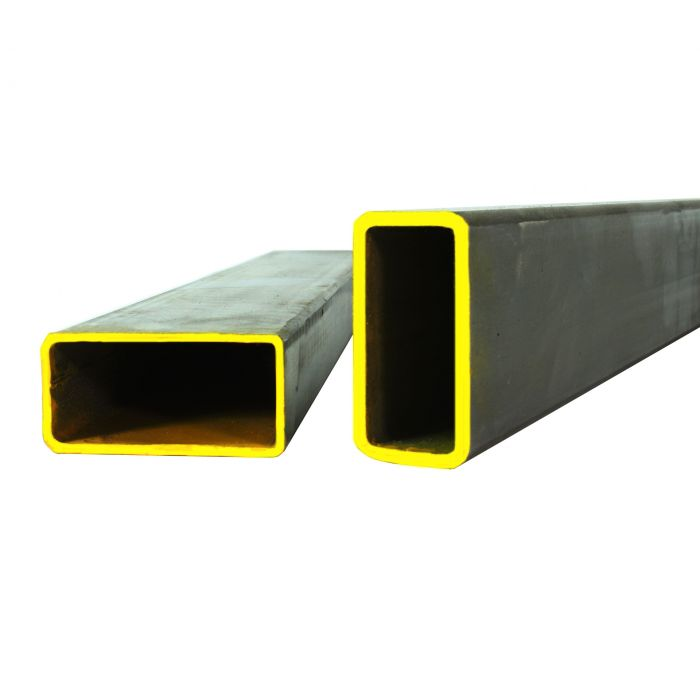 Hot Rolled Steel Rectangular Tube - 3 Inch X 1-1/2 Inch X 0.12