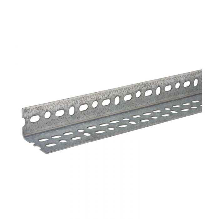 Galvanized Slotted Angle 1-1/4