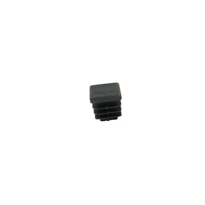 1/2 Inch Square Plastic Cap
