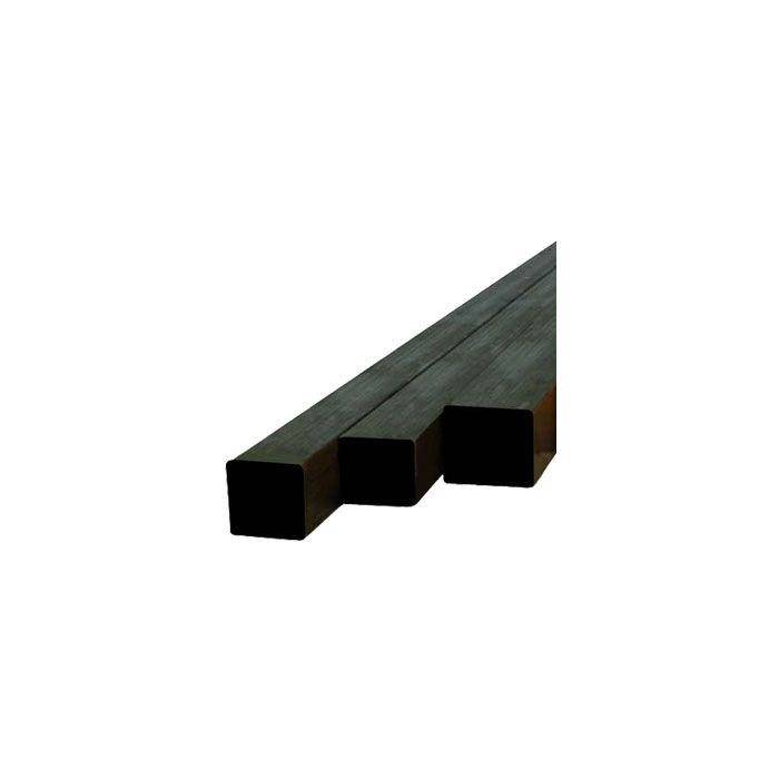 Hot Rolled Steel Square - 1 Inch