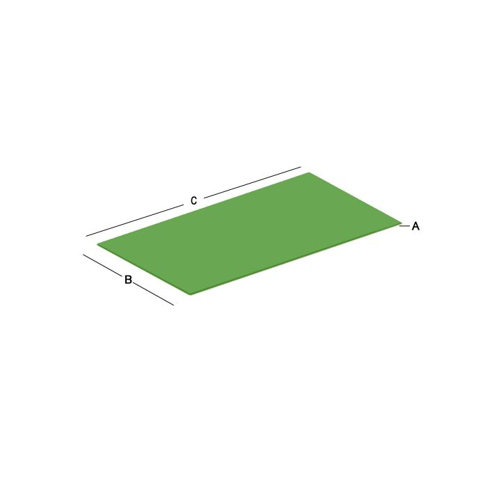 Stainless Steel Plate 304 - 3/16 Inch