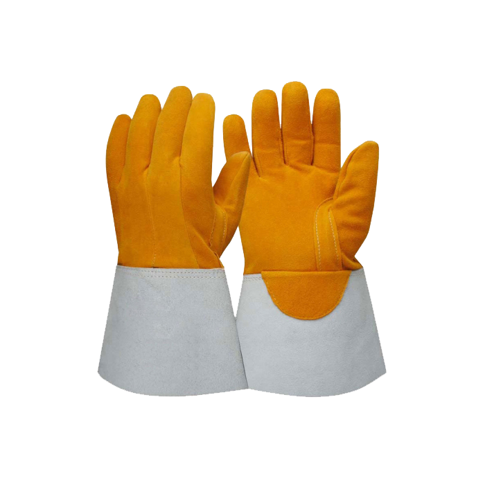 12 Pairs of 16 Inches Welding Gloves - Free Shipping