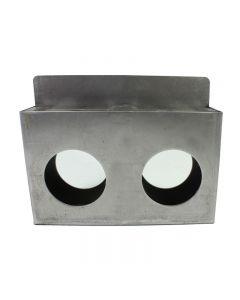 1-1/4 Double Lock Box