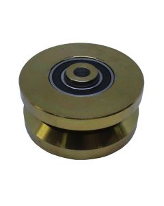 4 Inch Solid V-Groove Wheel | 04-528A