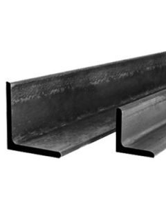 "Hot Rolled Steel Angle - 1"" X 1"" X 3/16"""