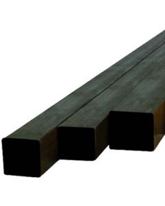 """Hot Rolled Steel Square - 1/2"""""""